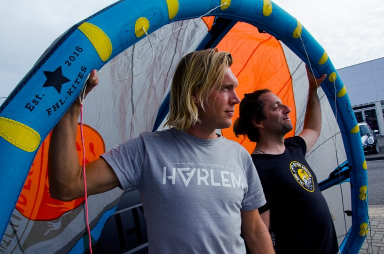 Harlem Kitesurfing – 'Flying in South Africa, the Antilles and Hawaii'