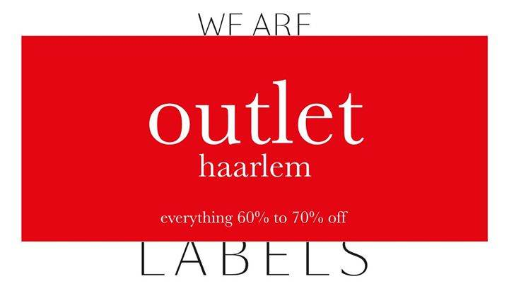 we are labels outlet