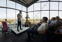 Comedy on Top of Haarlem