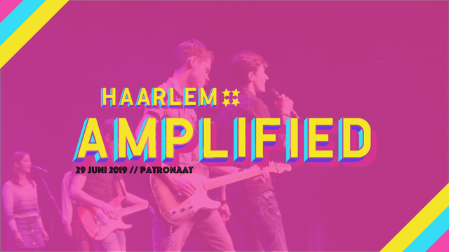 Haarlem Amplified