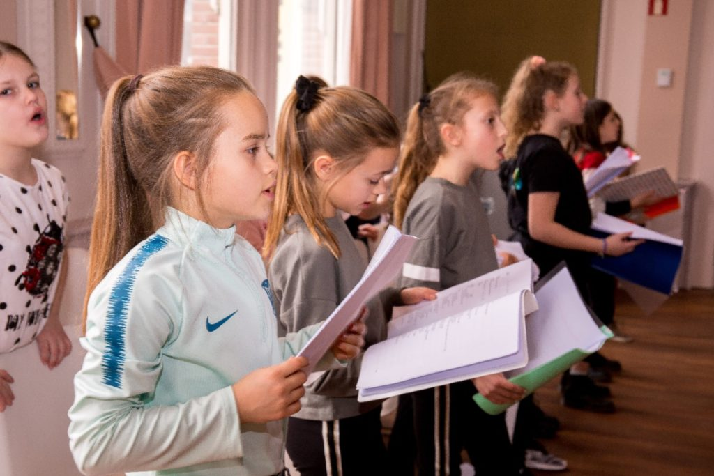 Auditietrainingen Kinderen