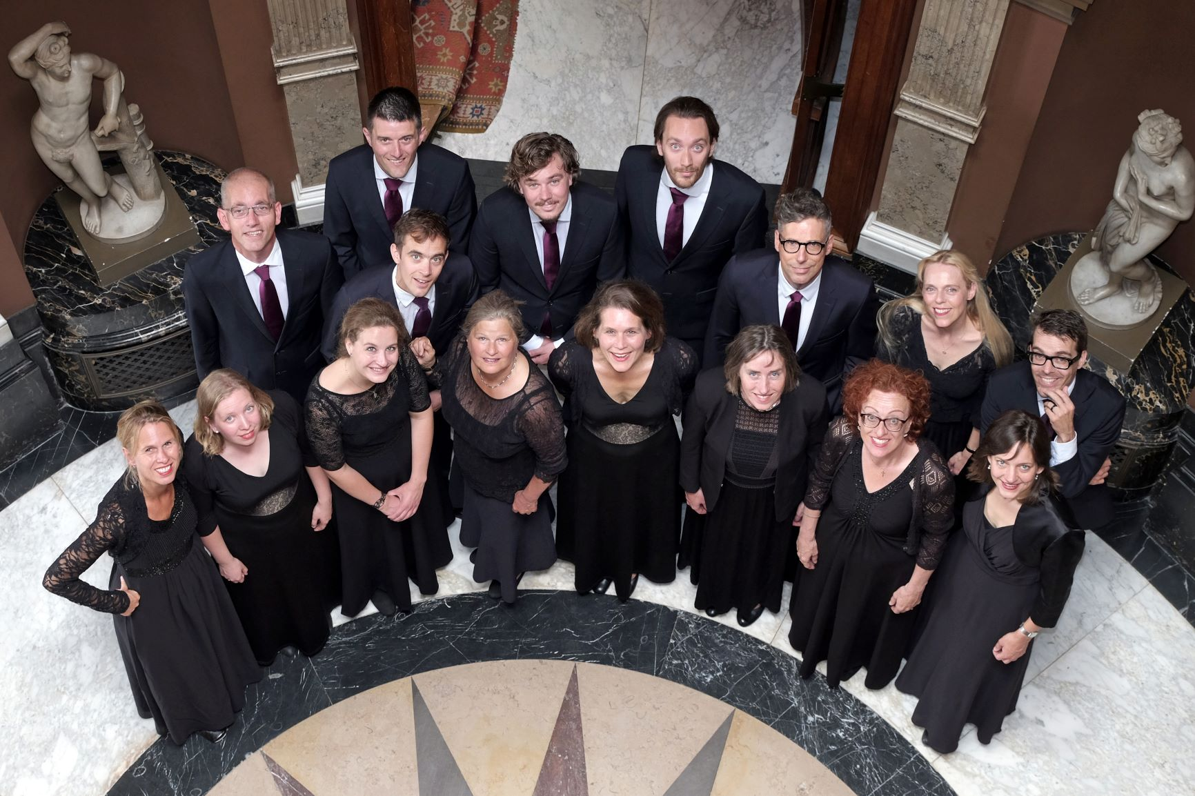 Haarlem Voices zingt Dido and Aeneas